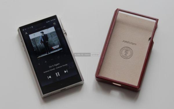 Astell&Kern SP1000 mobil zenelejátszó