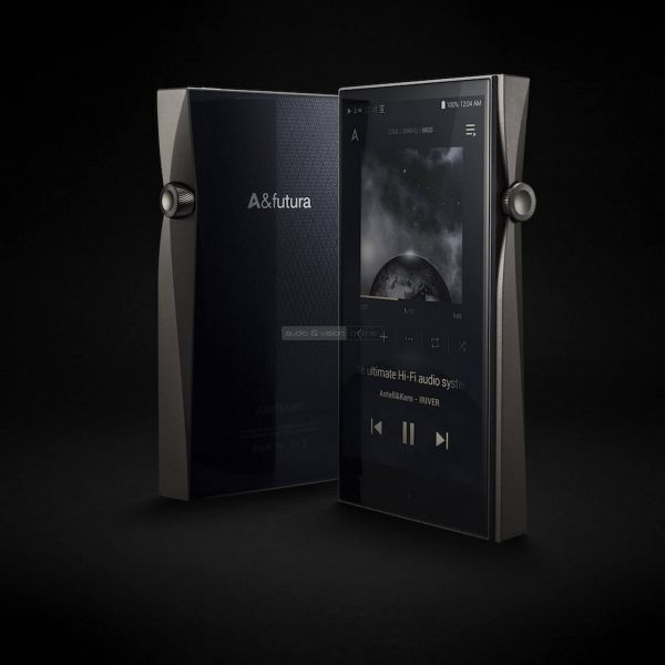 Astell and Kern SE100 zenelejástzó
