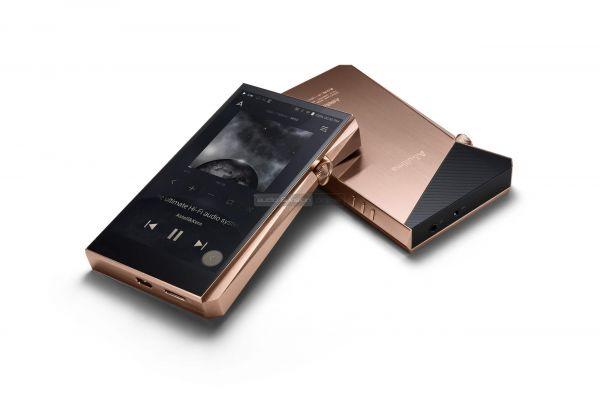 Astell&Kern SP2000 mobil zenelejátszó