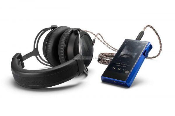 Astell&Kern T5p 2nd Generation fejhallgató és Astell&Kern zenelejátszó