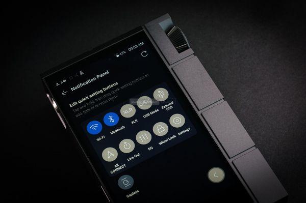 Astell&Kern KANN CUBE mobil zenelejátszó
