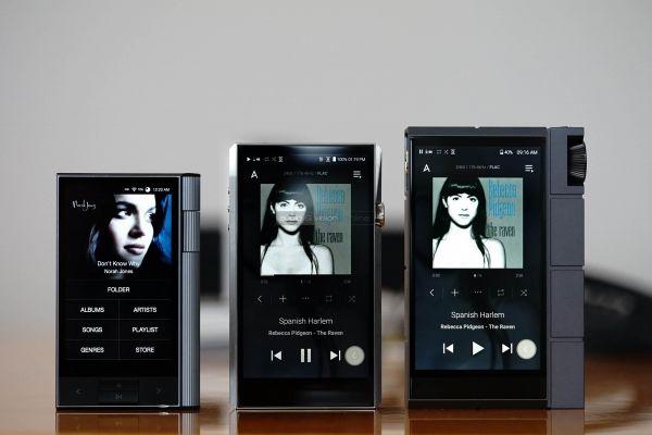 Astell&Kern mobil zenelejátszók