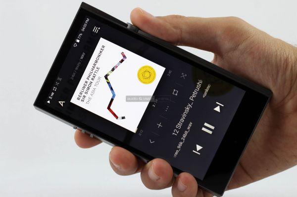 Astell&Kern SE100 mobil zenelejátszó
