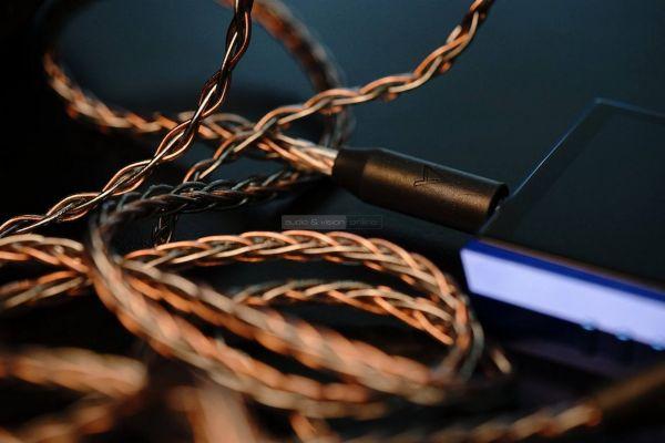 Astell Kern T5p 2nd Generation fejhallgató kábel