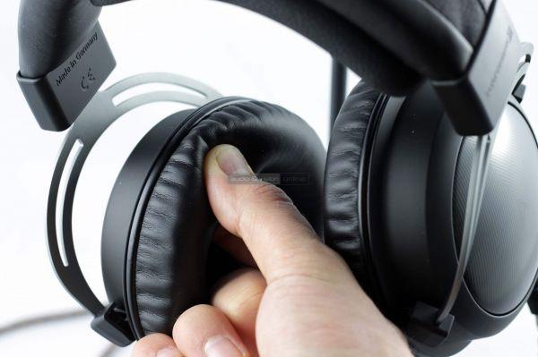 Astell Kern T5p 2nd Generation fejhallgató fejpárna