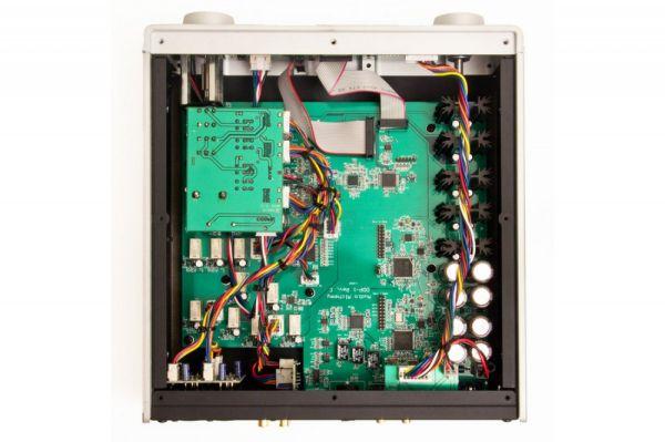 Audio Alchemy DDP-1 belső
