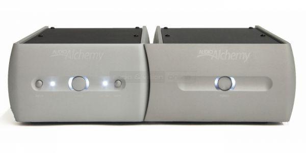Audio Alchemy PPA-1 és PS-5 tápegység