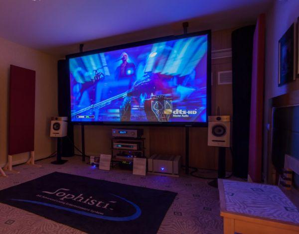 Audio and Vision Show 2013 Stream Audio