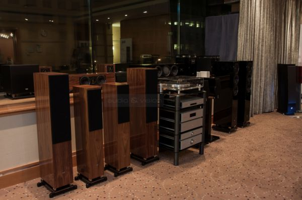Audio and Vision Show Audiophyl