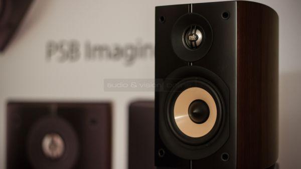 Audio and Vision Show 2013 PSB Imagine Mini