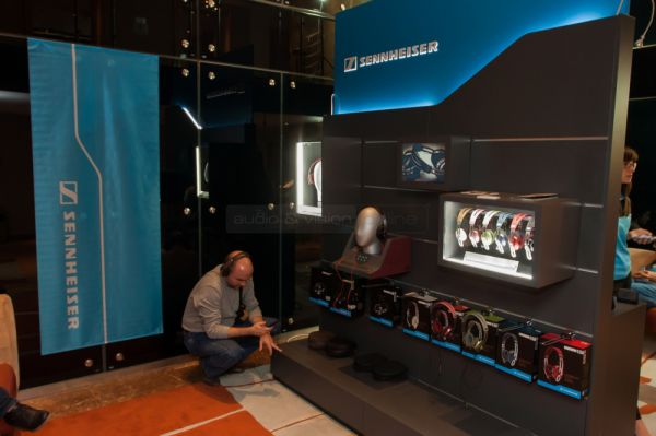 Audio and Vision Show 2013 Sennheiser
