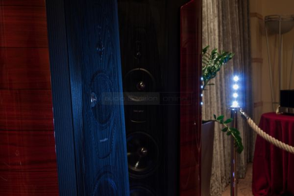 Audio and Vision Show 2013 Sonus faber Aida