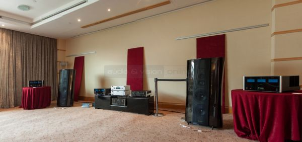 Audio and Vision Show 2013 Sonus faber