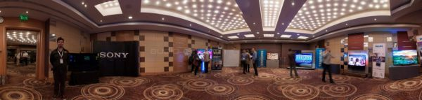 Audio and Vision Show 2013 TV panoráma