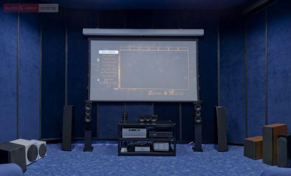 Audio Centrum moziszoba