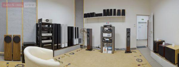 Audio Centrum hifi szoba