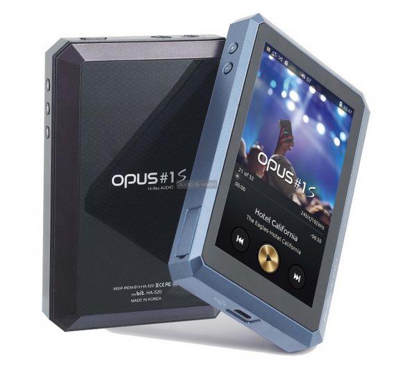 Audio-Opus 1S mobil zenelejátszó