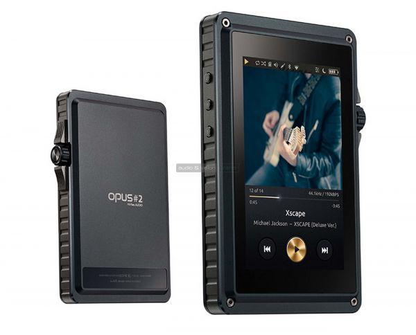 Audio-Opus 2 mobil zenelejátszó