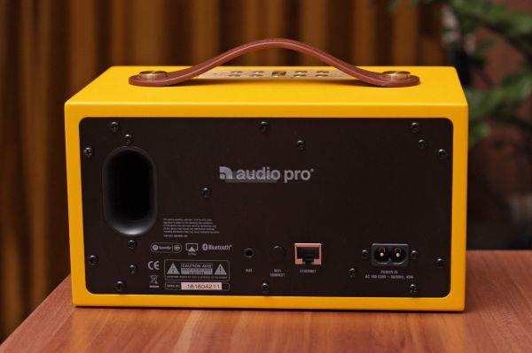 Audio Pro Addon C3 Bluetooth hangszóró hátlap