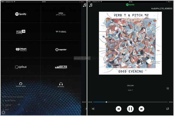 Audio Pro App
