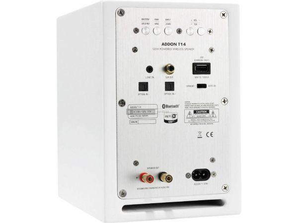 Audio Pro Addon T14 aktív hangfal hátlap