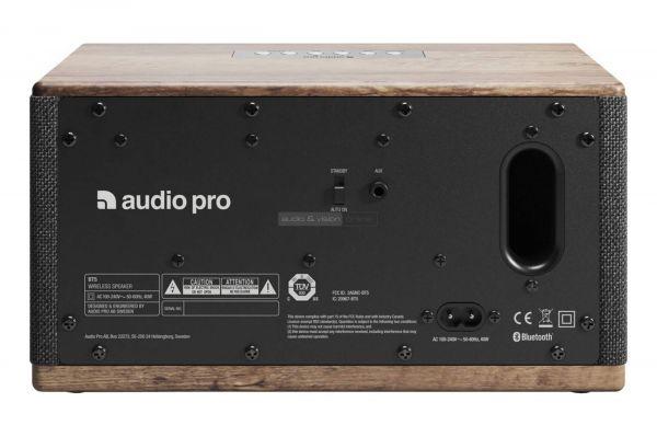 Audio Pro BT5 Bluetooth hangszóró hátlap