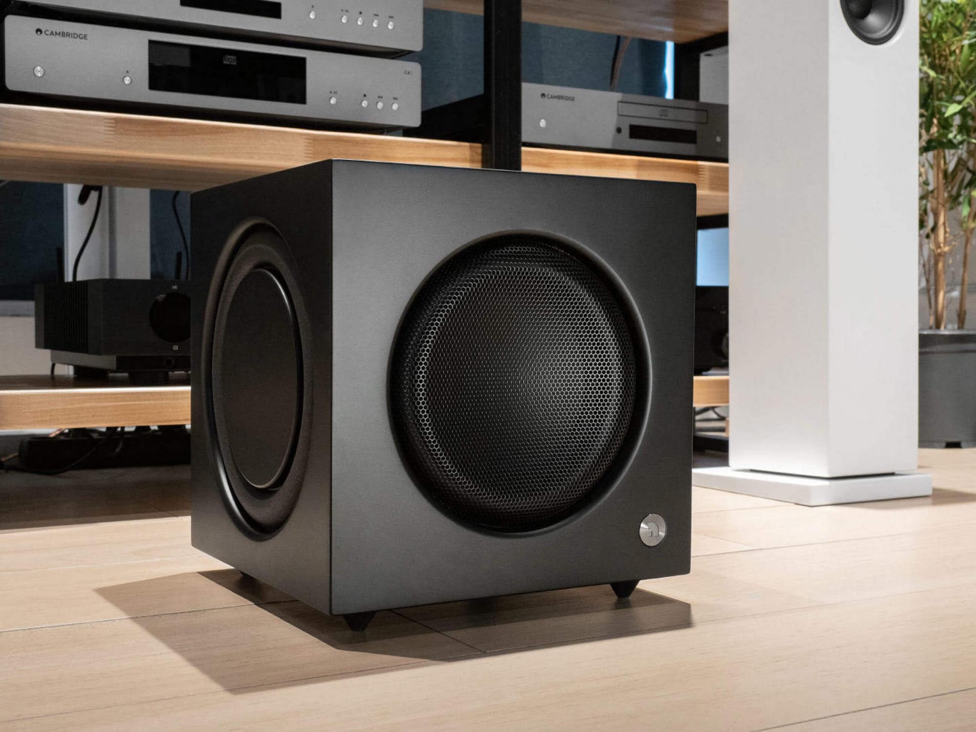 Audio Pro SW-10 aktív mélyláda teszt