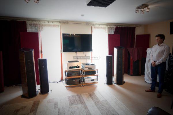 Audio Research - Antoine Furbur az Audiophile Szalonban