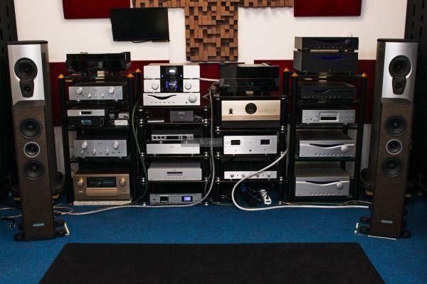 Audio Solutions O303F hangfal Stream Audio