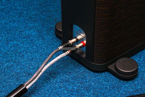 Audio Solutions O303F hangfal csatlakozó