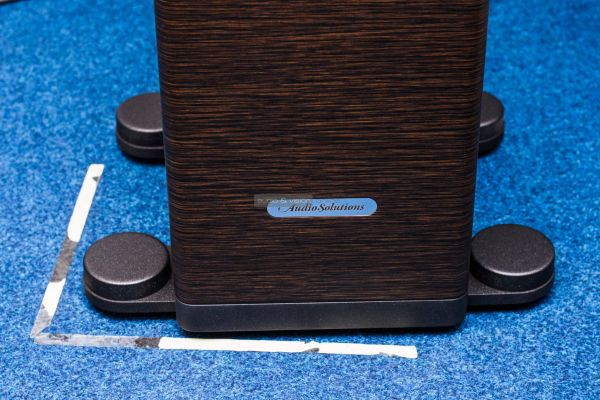 Audio Solutions O303F hangfal talp