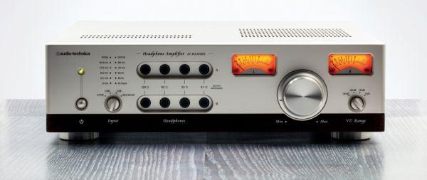 Audio Technica AT-HA5050H high-end fejhallgató erősítő