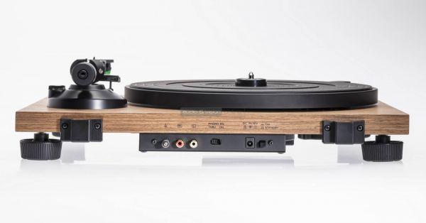 Audio-Technica AT-LPW40WN vinyl lemezjátszó hátlap