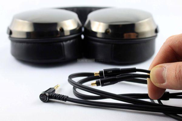 Audio-Technica ATH-AP2000Ti fejhallgató kábel