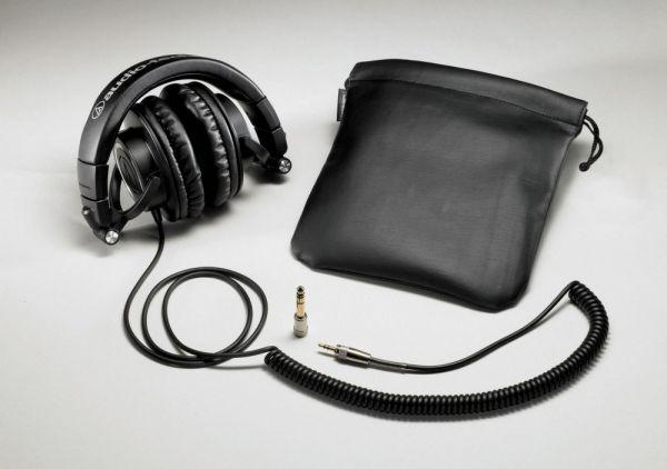 Audio-Technica ATH-M50 monitor fejhallgató