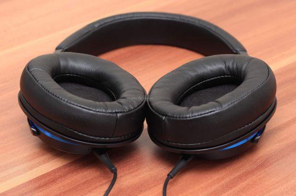Audio-Technica ATH-MSR7b fejhallgató fülpárna