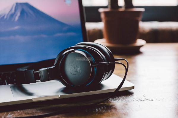 Audio-Technica ATH-MSR7b fejhallgató