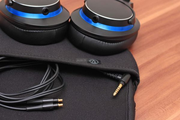 Audio-Technica ATH-MSR7b fejhallgató tok
