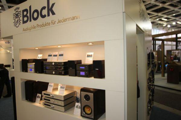 Audio Block IFA 2012