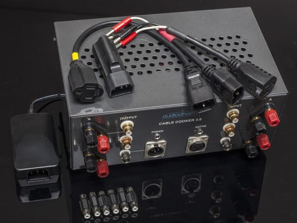 Audiodharma Cable Cooker