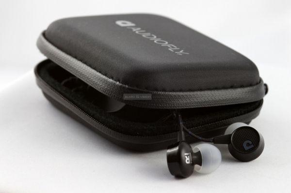 AudioFly AF56W Bluetooth fülhallgató tok