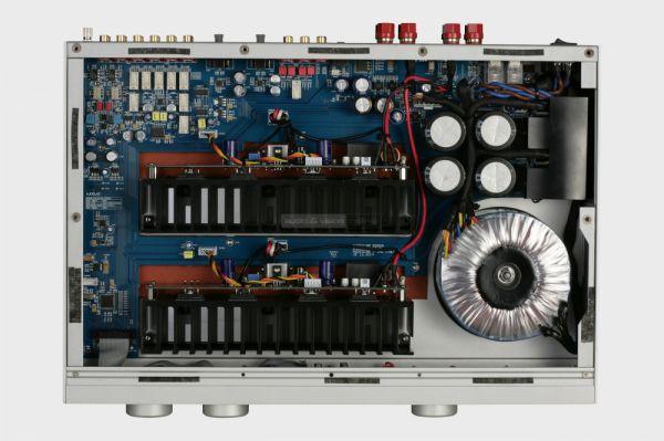 Audiolab 8300A integrált sztereó erősítő belső