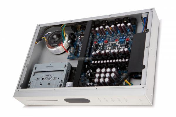 Audiolab 8300CD CD-lejátszó belső