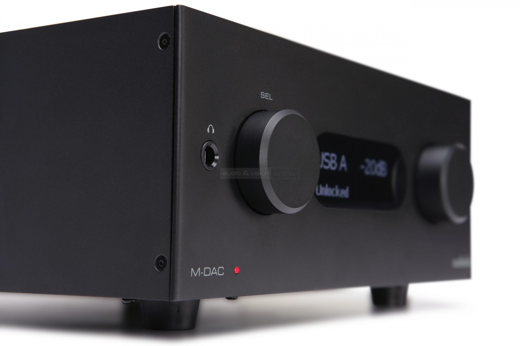 audiolab m dac plus manual