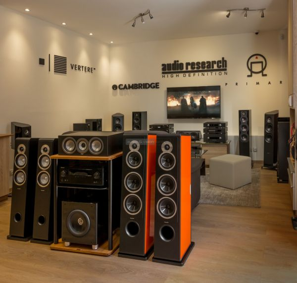 Audiophile Szalon Debrecen - Sonus faber hangfalak