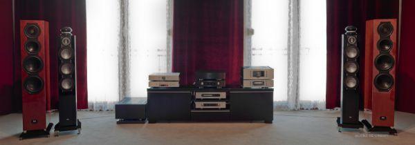 Audiophile Szalon High-End bemutatóterem