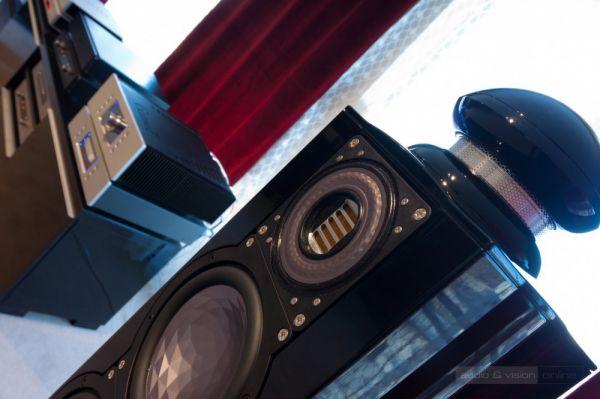 Audiophile Szalon High-End bemutatóterem ELAC FS 609 hangfal
