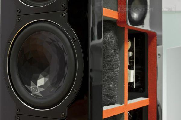 Audiophile Szalon FS 507 hangfal