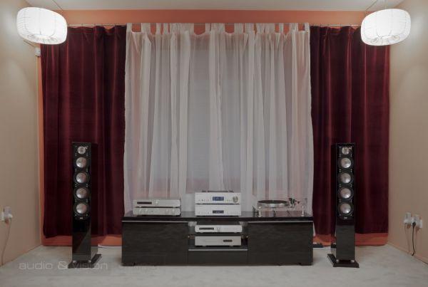 Audiophile Szalon sztereó szoba