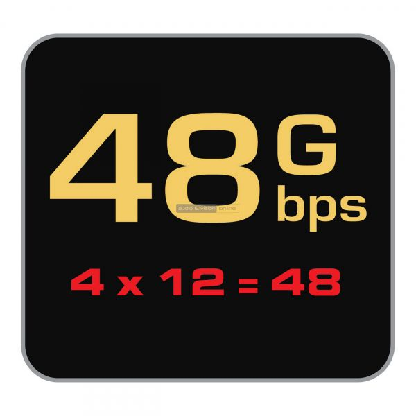 48 Gbps icon